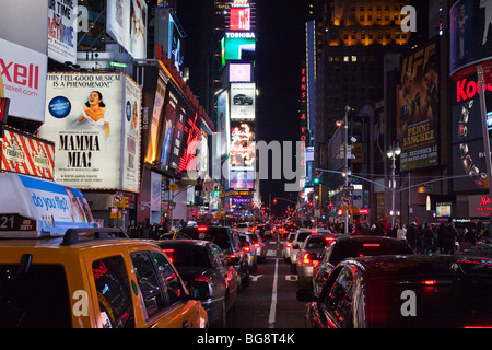 Times Square, New York City - Stockfoto