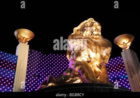 MGM Grand Hotel, Las Vegas, Nevada, USA - Stockfoto