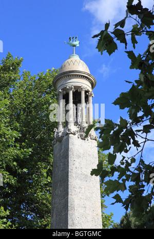 Southampton, Denkmal für Mayflower Passagier 1620 - Stockfoto