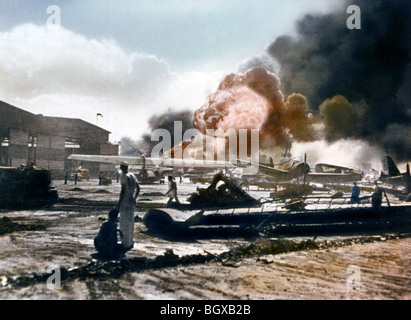 Pearl Harbour Usa Ford Insel in Angriff - Stockfoto