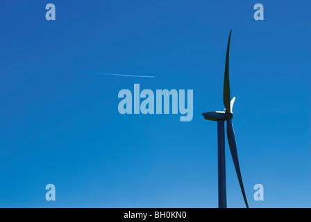 Windturbine - Stockfoto