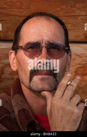 Mann, mittleren Alters - Stockfoto
