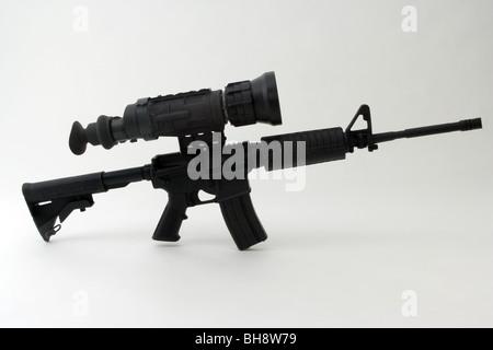 Militärische ausrüstung; gewehre; gun sehenswürdigkeiten