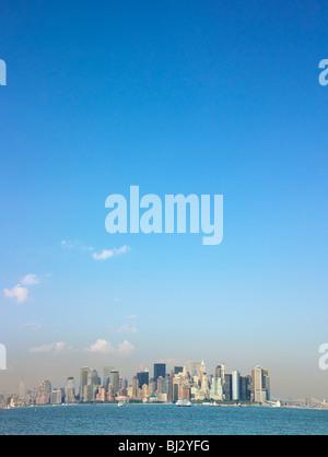 Manhattan City scape - Stockfoto