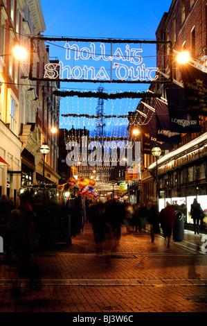 Frohe Weihnachten Irisch.Nollaig Shona Frohe Weihnachten In Der Irischen Low Energy Led