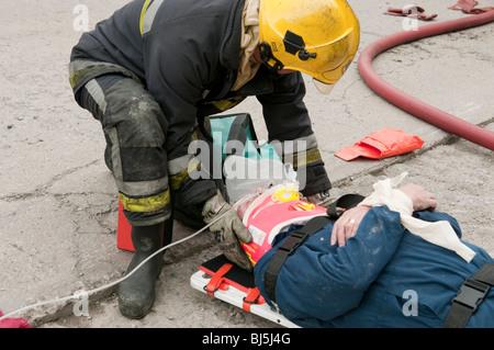 Nett Unfall Simulation Zeitgenössisch - Elektrische ...