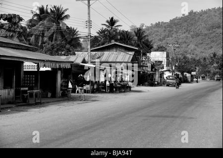 Demokratische Volksrepublik Laos, laos - Stockfoto