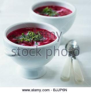 rote beete suppe stockfoto bild 74633383 alamy. Black Bedroom Furniture Sets. Home Design Ideas