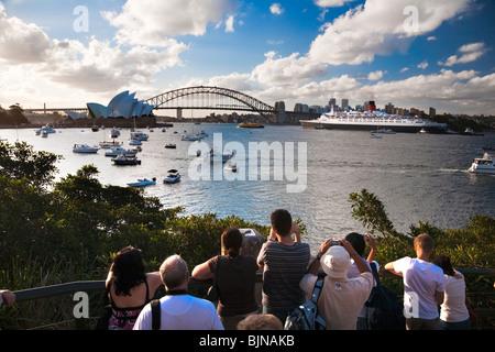Sydney Opera House, Sydney, Australien - Stockfoto