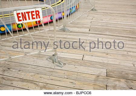 Vergnügungspark - Stockfoto
