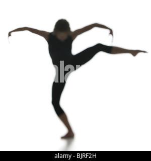 Tänzerin - Stockfoto