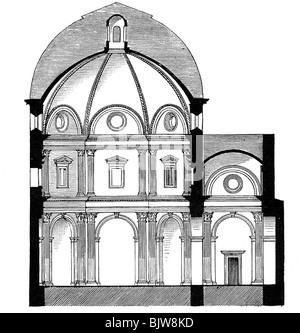 architektur grundriss querschnitt einer gotischen kathedrale zeichnung historischen. Black Bedroom Furniture Sets. Home Design Ideas