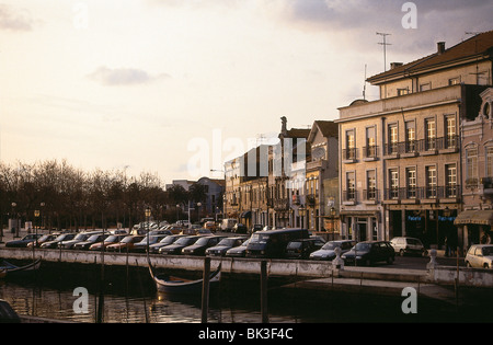 Aveiro, Portugal - Stockfoto
