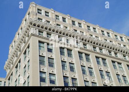 Washington, DC, D.C., District of Columbia, Nation's Capital, 15th Avenue NW, Southern Building, Beaux Arts architecture, 1910, Architekt Daniel Burnh Stockfoto