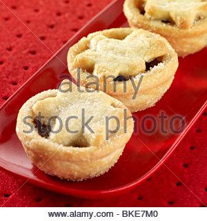 Waitrose Mini Mince pies - Stockfoto