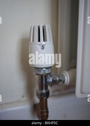 Zentralheizung Heizkörper; England, UK Stockfoto, Bild: 4276416 - Alamy