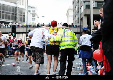 London-Marathon 2010 - Stockfoto