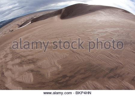 Great Sand Dunes National Park und Konserve, Colorado - Stockfoto