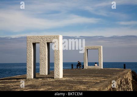 Tür ohne Tür, Garachico - Stockfoto