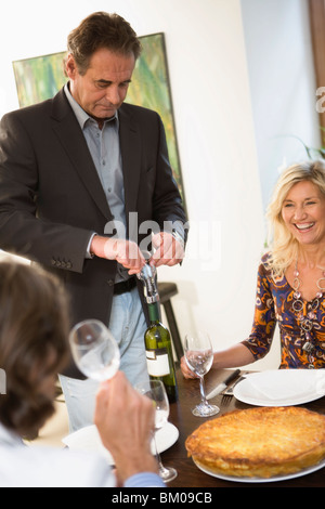 Dinner-party - Stockfoto