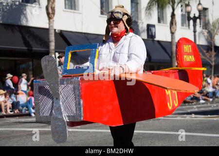 Doo-Dah-Parade, Pasadena, Los Angeles, Kalifornien, USA - Stockfoto