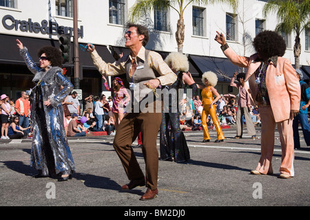 Doo-Dah-Parade, Pasadena, Los Angeles, Kalifornien, USA - Stockfoto