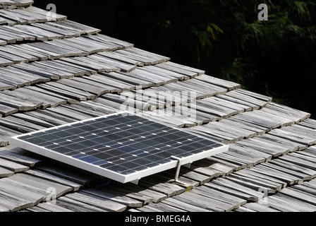 solaranlage auf dach stockfoto bild 23535968 alamy. Black Bedroom Furniture Sets. Home Design Ideas