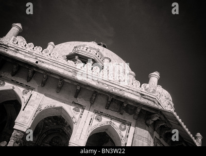 Grab von Isa Khan - Stockfoto