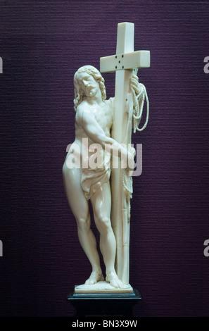 Barocke Kruzifix - Stockfoto