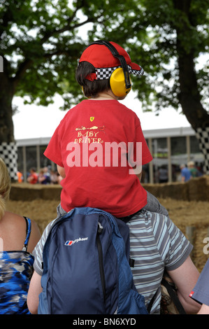 Goodwood Festival of Speed 2010, West Sussex, England - Stockfoto