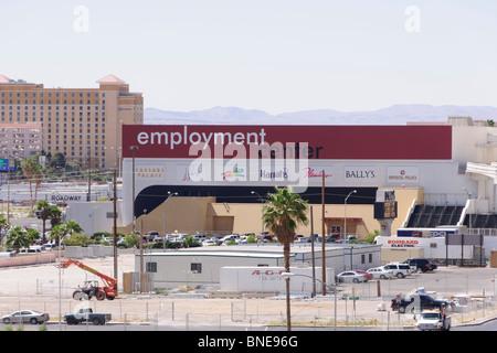 Die Las-Vegas-Arbeitsamt - Stockfoto