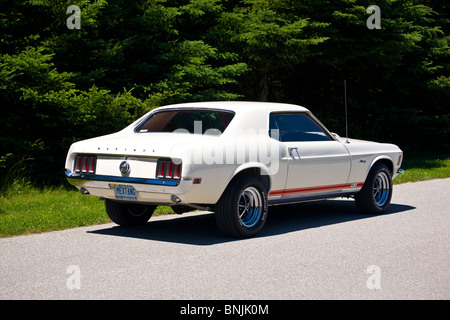 1970 Ford Mustang GT - Stockfoto