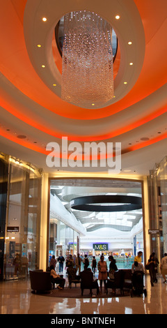 Sydney Ein Einkaufszentrum Westfield Mall Unter Den Sydney
