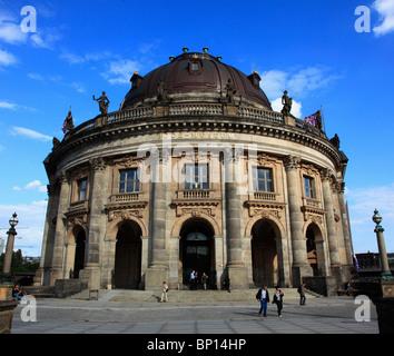 Deutschland, Berlin, Bode-Museum - Stockfoto
