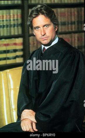 MICHAEL DOUGLAS DIE STAR CHAMBER (1983) - Stockfoto