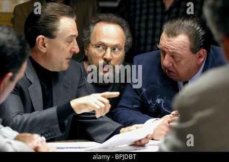 ROBERT DE NIRO BILLY CRYSTAL JOE VITERELLI ANALYSIEREN, (2002) - Stockfoto