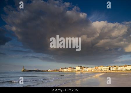 Küstenstadt Margate, Kent, England, Großbritannien, Europa - Stockfoto