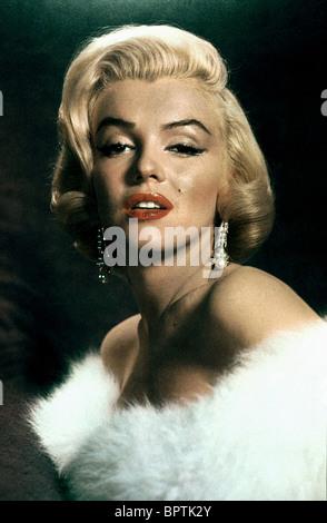 MARILYN MONROE SCHAUSPIELERIN (1957) - Stockfoto