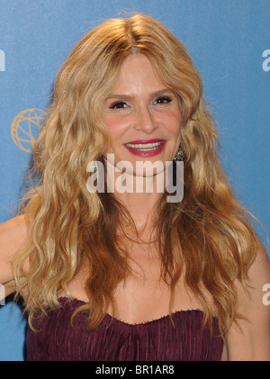 KYRA SEDGWICK - US-Schauspielerin im August 2010. Foto Jeffrey Mayer - Stockfoto