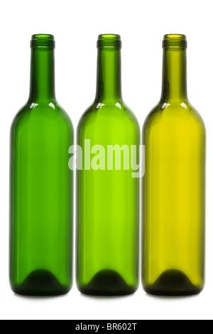 leere glas wein und flaschen stockfoto bild 60000671 alamy. Black Bedroom Furniture Sets. Home Design Ideas