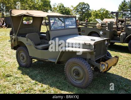 ww2 us army jeep stockfoto bild 35052430 alamy. Black Bedroom Furniture Sets. Home Design Ideas