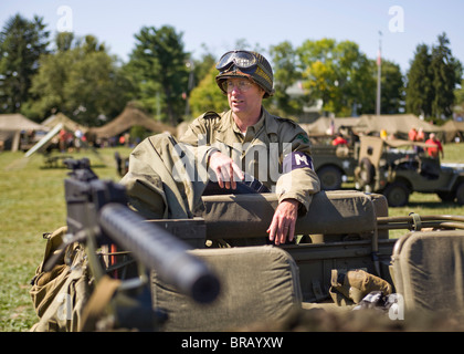 wwii ra armee willys jeep stockfoto bild 31572185 alamy. Black Bedroom Furniture Sets. Home Design Ideas