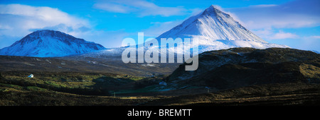 republik von irland county donegal gweedore errigal mountain stockfoto bild 35528232 alamy. Black Bedroom Furniture Sets. Home Design Ideas