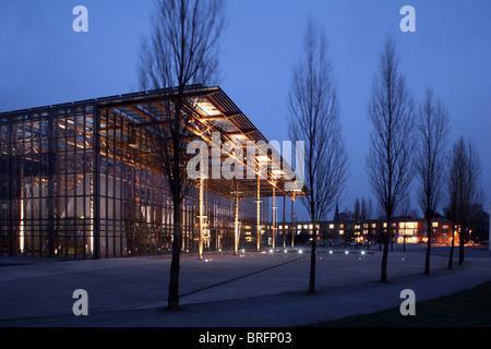 Mont Cenis Akademie, Weiterbildung Akademie von Nordrhein-Westfalen, Herne, Ruhrgebiet, Nordrhein-Westfalen