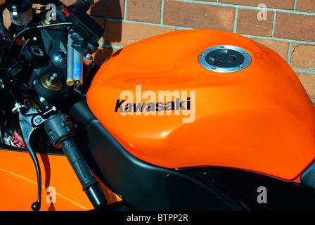 Kawasaki Ninja Motorrad Logo