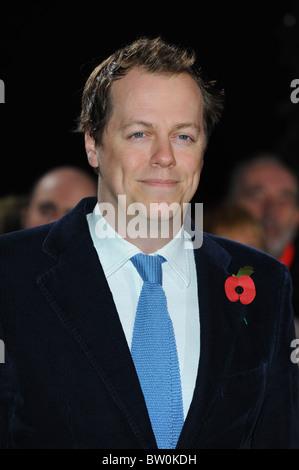 TOM PARKER BOWLES 2010 GALAXY NATIONAL Buch AWARDS BBC TELEVISION CENTRE LONDON ENGLAND 10 November 2010 - Stockfoto