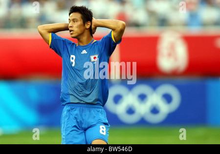 13 Aug - Teil 2 von Sommer 2008 Olympischen Spiele in Peking - Stockfoto