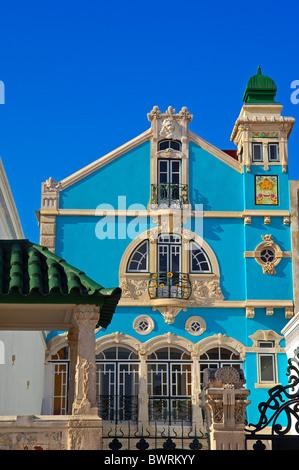 Alte Stadt, Aveiro, Beiras Region, Portugal - Stockfoto