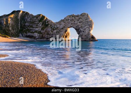 Durdle Door, Dorset, Großbritannien - Stockfoto