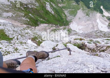 Klettersteig Julische Alpen : Wandern klettersteig eisklettern klettergarten bouldern touren gbl